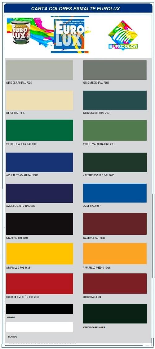 Catalogo cartas de colores - Catalogo colores pintura ...